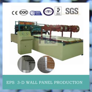 EPS 3D Wall Roof Panel Production Line pictures & photos