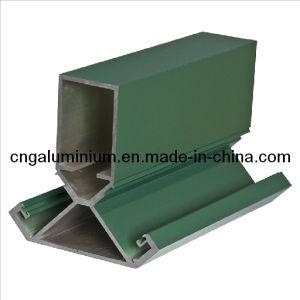 Powder Coating Industrial Aluminum Profile pictures & photos