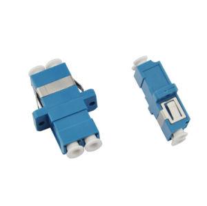 LC Singlemode Duplex Fiber Optic Adaptor Fiber Adapter LC LC