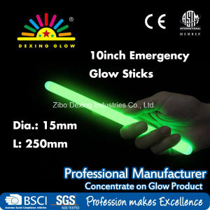 10′′ Industrial Light Sticks 12hour Glow Stick pictures & photos
