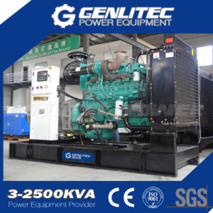Industrial 250 Kw 312kVA Cummins Diesel Generator (GPC313) pictures & photos