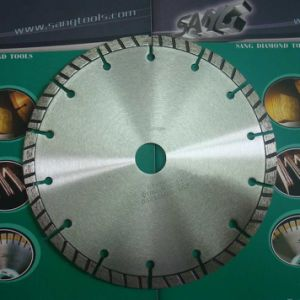 Diamond Laser Cutting Disc for Hard Stone pictures & photos