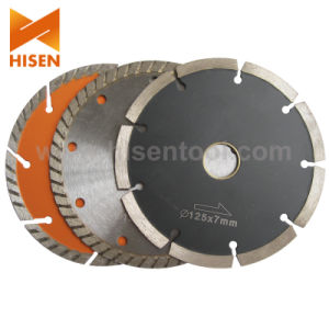 Segmented Sintered Saw Blades for Handheld Saw pictures & photos