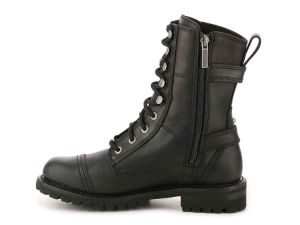 Autumn and Winter Latest Outdoor Women Biker Boots Casual Ladies (HT10015-6) pictures & photos