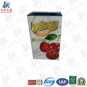 Special Metallic Printing of Aseptic Brick Carton pictures & photos
