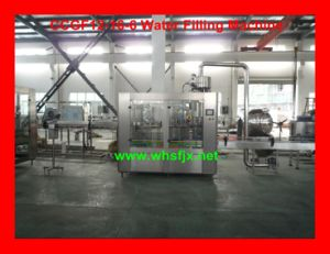 3 in 1 Monoblock Rotary Beverage Filling Machine (CCGF12-16-6)