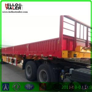 3 Axle Gooseneck Cargo Trailers for Sale in Kenya pictures & photos