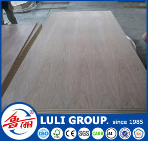 Luli Grouop Top Quality Veneer Plywood pictures & photos