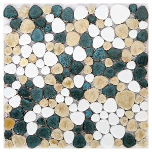 Free Stone Porcelain Mosaic for Swimming Pool pictures & photos
