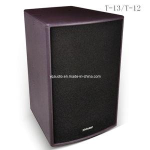 "12"" Purple Speaker/ PRO Audio/PRO Loundpeaker T-12 pictures & photos"