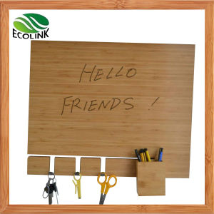 Bamboo White Board Writting Dry Erase Board pictures & photos