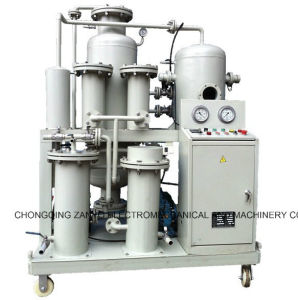High Quality Lubricating Oil Purification Machine pictures & photos