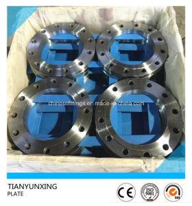 En1092-1 B1 Carbon Steel Type01 Plate Flange pictures & photos
