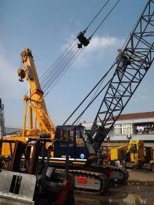 Used Kobelo 55t Crawler Crane 7055 pictures & photos