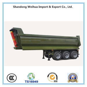 High Quality Rear Dump Trailer From Supplier for Hot Sale pictures & photos