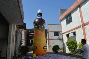 Inflatable Juice Drink Bottle Replica Model (P1-107) pictures & photos