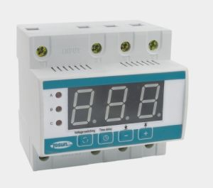 Three Phase Digital Over & Under Voltage Protector pictures & photos