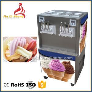 Big Capacity 6 Flavor (4+2 mix) Soft Serve Machine pictures & photos