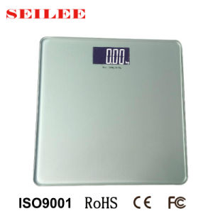 Blue Backlit Withe Digit Body Scale Weighing Machine pictures & photos