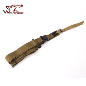 Tactical Gun Sling Three Point Rifle Army Sling Swivel for Sale pictures & photos