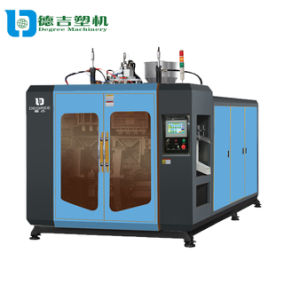 Extrusion HDPE Bottle Blow Molding Machine pictures & photos