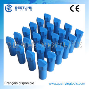 Taper Chisel Bit for Quarrying and Mining pictures & photos