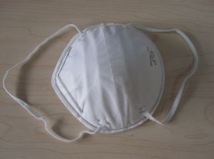 Disposable N95 Face Mask with CE, FDA pictures & photos