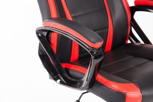 Swivel Lift PU Leather Office Computer Gaming Racing Chair pictures & photos