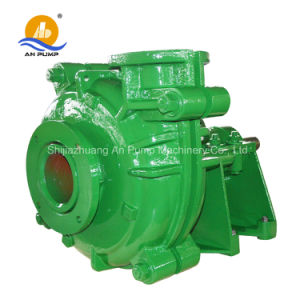 High Cr Mo Ni Alloy Liner River Sand Slurry Pump pictures & photos