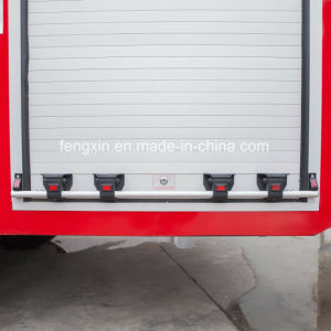 Fire Truck Aluminum Automatic Rolling Door Aluminium Roller Shutter pictures & photos