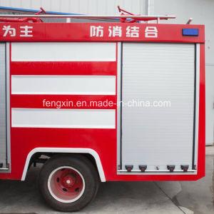 Fire Control Aluminum Alloy Roller Shutter Door for Emergency Truck pictures & photos