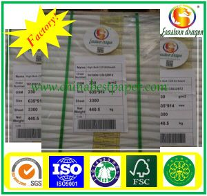 Good Quality Uncoated Offset Printing Paper pictures & photos