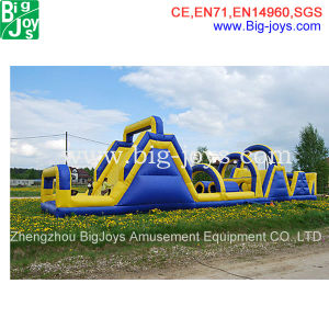 2015 Good Design Inflatable Obstacle Course on Sale (DJOB008) pictures & photos