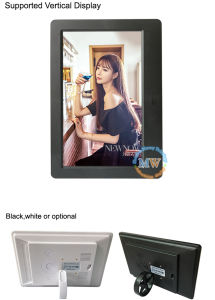 Advertising Display LCD 10 Inch Digital Photo Picture Frame (MW-1013DPF) pictures & photos