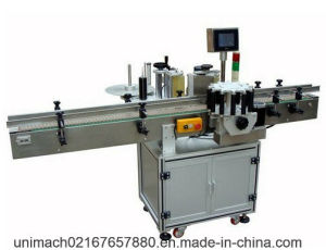 Positioning and Self-Adhesive Labeling Machine pictures & photos