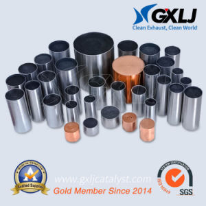 Metal Honeycomb Semi-Catalyst Substrate pictures & photos