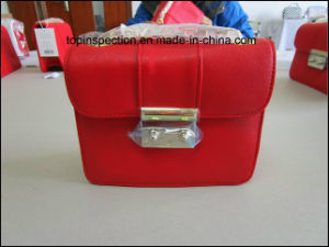 QC Inspection for Hand Bag, Luggage, Shoes pictures & photos