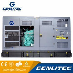 100kVA 200kVA 250kVA 300kVA 400kVA Soundproof Cummins Power Silent Diesel Generator pictures & photos