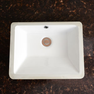 Square Bathroom Sink & Basin (1638#) pictures & photos