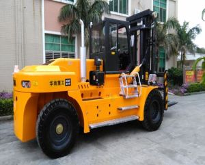 25ton Heavy Duty Container Forklift Truck pictures & photos