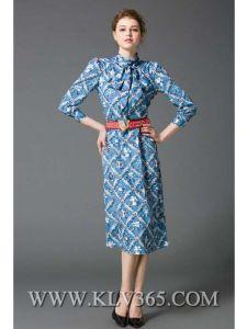 Latest Design Women Fashion Luxury Elegant Long Party Dress pictures & photos