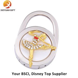 Crystal Custom Design Hot Sale Purse Hanger (XY-MXL73010) pictures & photos