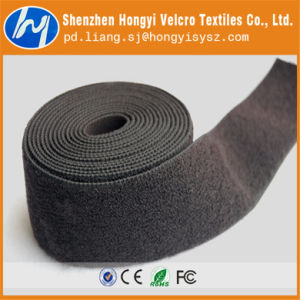 Nylon Elastic Velcro Fastener Tape Hook&Loop for Sofa pictures & photos