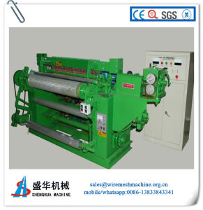 Automatic Welded Wire Roller Mesh Machine (welded diameter: 0.5-1.5mm) pictures & photos