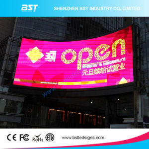 High Resolution P5mm Waterproof Outdoor Advertising LED Display Screen pictures & photos