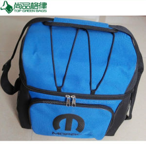 2017 Sport Travel Wholesale Insulated Shoulder Fitness Cooler Lunch Bag pictures & photos