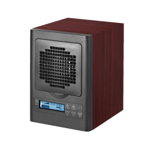 Electric Air Purifier ---Cherry Wood Cabinet Sanitizer, Allergen and Odor Reduction pictures & photos