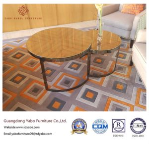 Yabo Hotel Furniture for Living Room with Side Table (YB-F-2222) pictures & photos