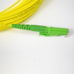Single-Mode Sc, FC, St, LC, Mu, E2000, MPO Optical Fiber Patch Cables pictures & photos