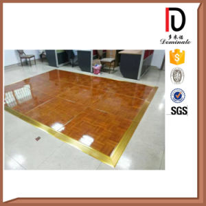 High Quality Movable Metal Dance Floor Trolley pictures & photos